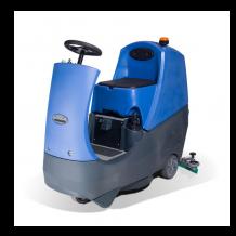 Ride On - СRO-8055 - Аккумуляторная поломоечная машина с местом для оператора сайт