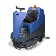 Ride On - TRO-650 - Аккумуляторная поломоечная машина с местом для оператора сайт