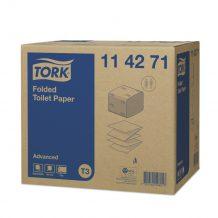 Tork листовая туалетная бумага2