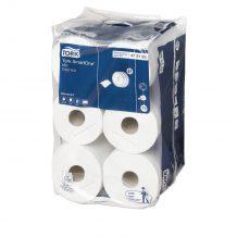Tork SmartOne® туалетная бумага в мини-рулонах2